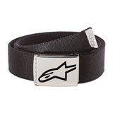 Alpinestars Ageless Web Belt Black/Chrome