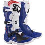 Alpinestars Tech 3 Boots Blue/White/Red