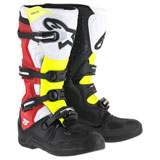 Alpinestars Tech 5 Boots Black/Red/Yellow