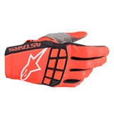 Alpinestars Racefend Gloves Bright Red/White