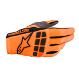 Alpinestars Racefend Gloves Orange Fluo/Black