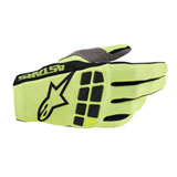 Alpinestars Racefend Gloves Yellow Fluo/Black