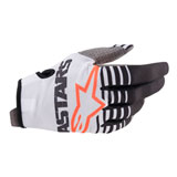 Alpinestars Radar Gloves Off White/Black