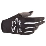 Alpinestars Radar Deus LE Gloves Black/White/Red