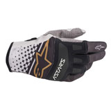 Alpinestars Techstar Gloves Grey/Black/Copper