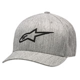 Alpinestars Ageless Curve Flex Fit Hat Grey Heather/Black