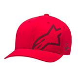 Alpinestars Corp Shift WP Tech Flex Fit Hat Red/Black