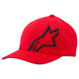 Alpinestars Corp Shift 2 Flex Fit Hat Red/Black