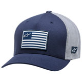 Alpinestars Flag Flex Fit Hat Navy