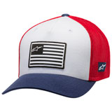 Alpinestars Flag Flex Fit Hat White