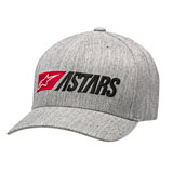 Alpinestars Indulgent Flex Fit Hat Grey Heather