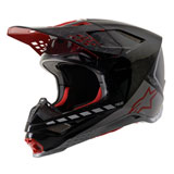 Alpinestars Supertech M10 LE San Diego 20 MIPS Helmet Black/Red/Grey