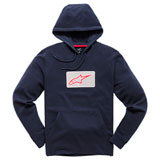 Alpinestars Stat Hooded Sweatshirt Navy
