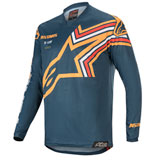 Alpinestars Racer Braap Jersey Navy/Orange