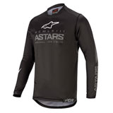 Alpinestars Racer Graphite Jersey Black/Dark Grey