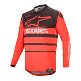 Alpinestars Racer Supermatic Jersey 20 Bright Red/Black