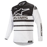 Alpinestars Racer Supermatic Jersey 20 White/Black