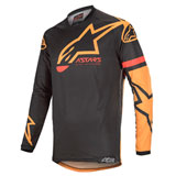 Alpinestars Racer Tech Compass Jersey Black/Orange