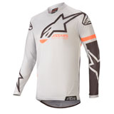 Alpinestars Racer Tech Compass Jersey Light Grey/Black