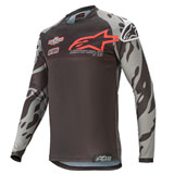 Alpinestars Racer Tech San Diego 20 LE Jersey Black/Grey/Red