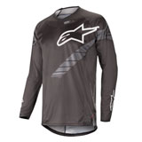 Alpinestars Techstar Graphite Jersey Black/Anthracite