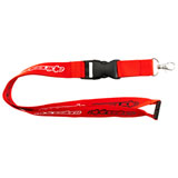 Alpinestars Core Lanyard Red