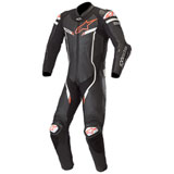 Alpinestars GP Pro V2 Tech-Air One-Piece Leather Suit Black/White