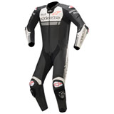 Alpinestars Missile Ignition Tech-Air One-Piece Leather Suit Black/White/Red