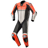 Alpinestars Missile Ignition Tech-Air One-Piece Leather Suit Red/White/Black