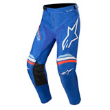 Alpinestars Racer Braap Pants Blue/Off White