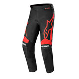 Alpinestars Racer Supermatic Pants 20 Black/Bright Red