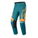 Alpinestars Racer Supermatic Pants 20 Petrol/Orange