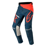 Alpinestars Racer Tech Compass Pants Bright Red/Navy