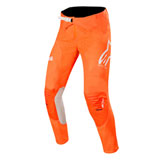 Alpinestars Supertech Pants Orange Fluo/White/Blue