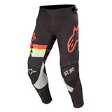 Alpinestars Techstar Venom Pants Black/Red Fluo/Yellow Fluo