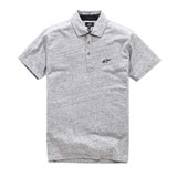Alpinestars Eternal Polo Shirt Grey Heather