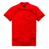 Alpinestars Capital Polo Shirt Red