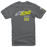 Alpinestars Title T-Shirt Charcoal