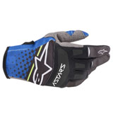 Alpinestars Techstar Gloves Dark Blue/Black