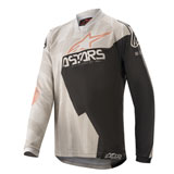 Alpinestars Youth Racer Factory Jersey Grey/Black/Rust