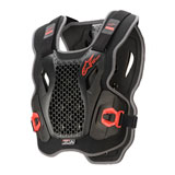 Alpinestars Bionic Action Roost Deflector Black/Red