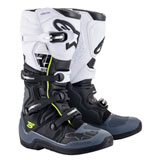 Alpinestars Tech 5 Boots Black/Dark Grey/White