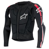 Alpinestars Bionic Plus Protection Jacket Black/Red/White