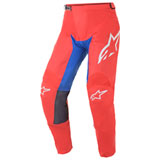 Alpinestars Racer Supermatic Pants Bright Red/Blue/Off White