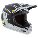Answer Racing Evolve 4 17.5 MIPS Helmet Black/Silver