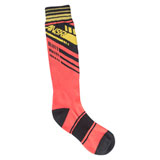 Answer Racing Chizel MX Socks Red/Yellow
