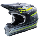 Answer Racing AR5 MIPS Helmet Grey/Black/Hi-Viz