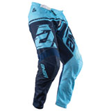 Answer Racing Youth Syncron Pant Cyan/Navy