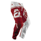 Answer Racing Youth Syncron Air 18.5 Pant White/Red