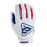 Answer Racing AR3 Gloves 2019 White/Red